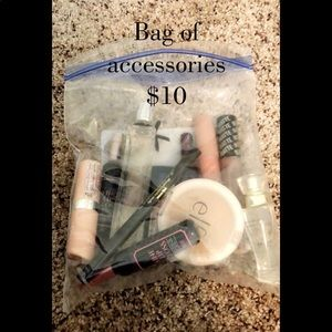 Other - Bag of accessories